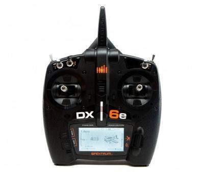 DX6E DSMX, (Mode2)
