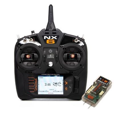 NX6 DSMX, inkl. AR6610T
