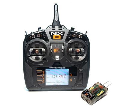 NX8 DSMX, inkl. AR8020T
