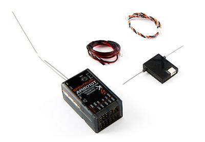 Empfänger AR8010T DSMX 8-Kanal, Telemetrie