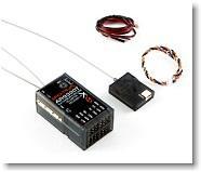 Empfänger AR9320T DSMX 9-Kanal, Telemetrie mit Vario