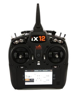 iX12 DSMX, (Multimode) Sender