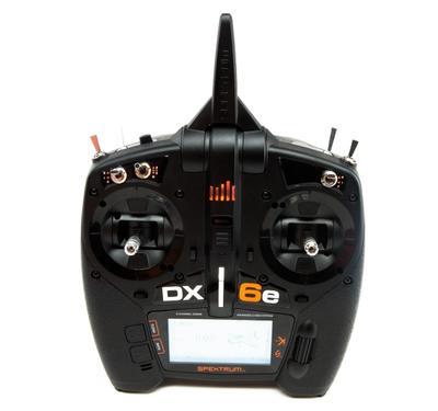 DX6E DSMX, (Mode2) Sender