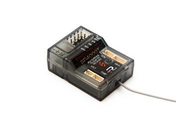 Empfänger SR4000T DSMR 4-Kanal, Telemetrie