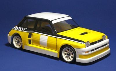 Kar. Turbo 5 Mini 1/10 - 160 mm