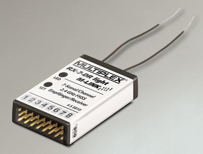 RX-7-DR light M-LINK 2.4 GHz, Empfänger