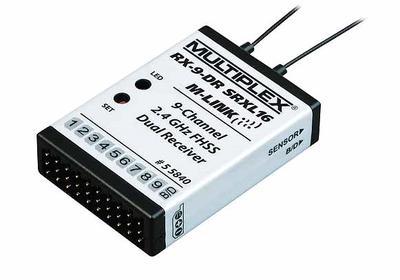 RX-9-DR SRXL16 M-Link, Empfänger