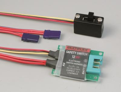 SAFETY-Switch 12HV