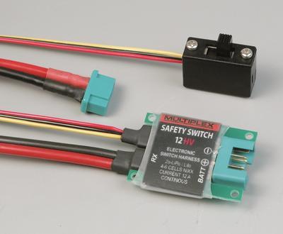 SAFETY-Switch 12HV (M6)