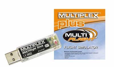 MULTIflight Stick mit MULTIflight Plus