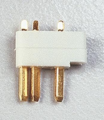 MPX Servo-Stecker 3-Pol