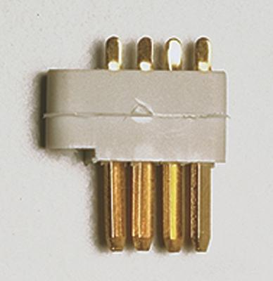 MPX Servo-Stecker 4-Pol