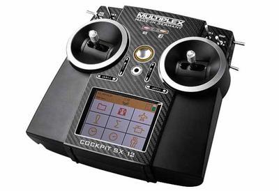 Cockpit SX 12, Einzelsender