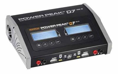 Power Peak D7 EQ-BID, 12 V / 230 V