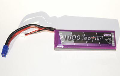 LiPo 20C-ECO-X 1800mAh 2S