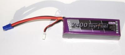 LiPo 20C-ECO-X 2400mAh 3S