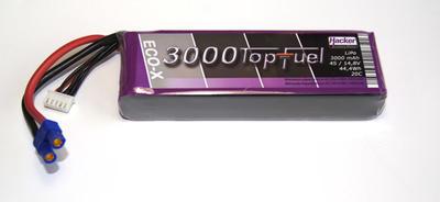 LiPo 20C-ECO-X 3000mAh 4S