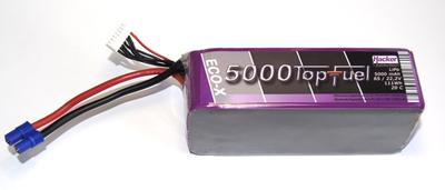LiPo 20C-ECO-X 5000mAh 6S