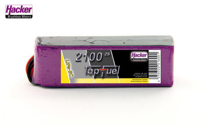 LiFe 2S 2100mAh 30C TopFuel