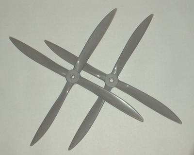 4 Bl. 10x6 APC-Propeller Typ S