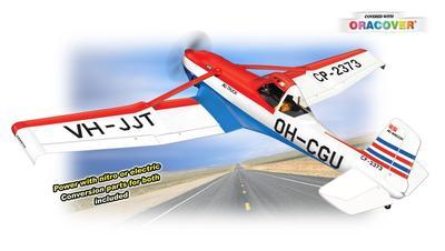 Cessna Awagon, ARF 256 cm