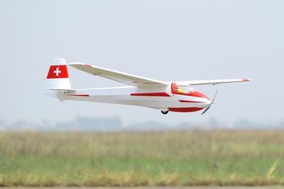 K-8B 3.5m Elektro, ARF