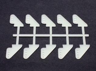 Ruderhörner CNC 26 mm