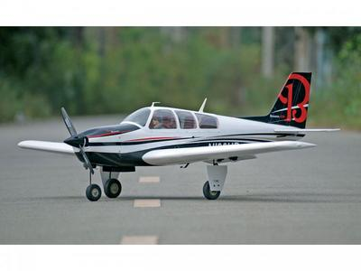 Beechcraft Bonanza (US Version), 1560 mm ARF