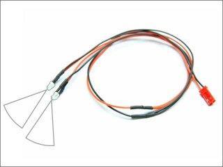 LED weiss Ø 5mm Kabel