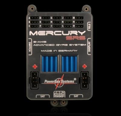 PowerBox Mercury SRS, GPS