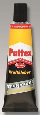 Pattex transparent Kontaktkleber