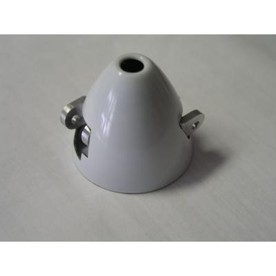 CFK-Spinner 36mm versetzt, mit Kühlöffnung