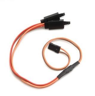 V-Kabel JR 300 mm mit Verschluss