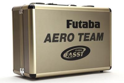 Futaba Senderkoffer Aero, Gross