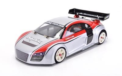 SupaStox GT12 Body - Type AU