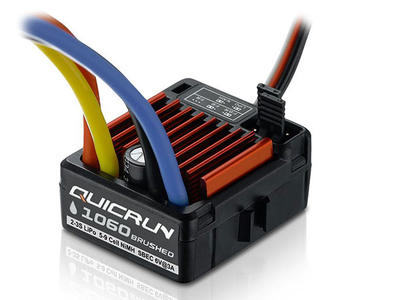 QUICRUN-WP1060-Brushed SBEC Fahrregler