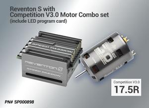 Reventon-S ESC 2S Comp V3.0-17.5R Combo