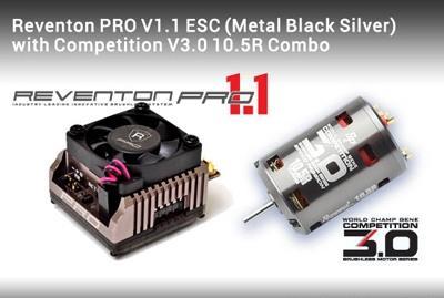 Reventon Pro V1.1 ESC Comp V3.0-10.5R Combo