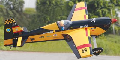 Edge 540 ARF Spw. 170cm