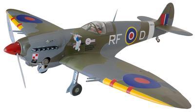 Supermarine Spitfire matt Finish (220 cm), ARF