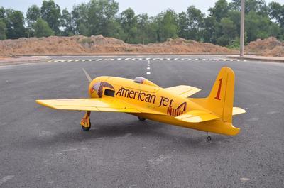 Grumman F8F-2 Bearcat ARF