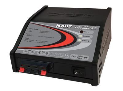 Ladegerät NX87 Twin (2x6-8 NiMH)