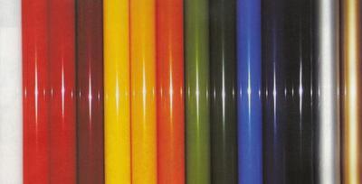 Orastick, gelb fluoreszierend