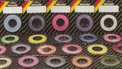 Oraline, cubgelb 3 mm