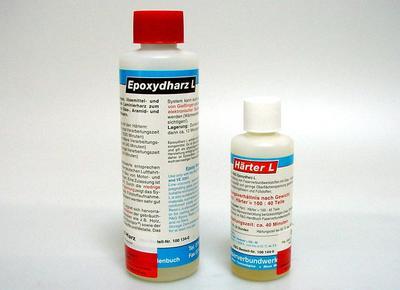 Epoxy Harz-L & Härter L, 280g