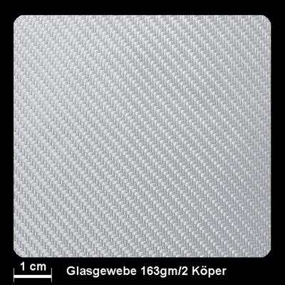 Glasgewebe 163 gm2, 5m