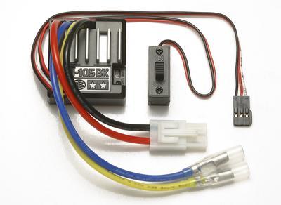 TEU-105BK Elektronischer Fahrregler