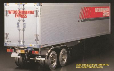 Container-Auflieger