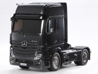 Mercedes-Benz Actros 1851 GigaSpace (Black Edition)