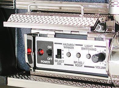 Multifunktionseinheit MFC-01 Amerikanischer-Style, Truck